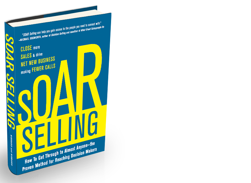 Get Your Copy of SOAR Selling